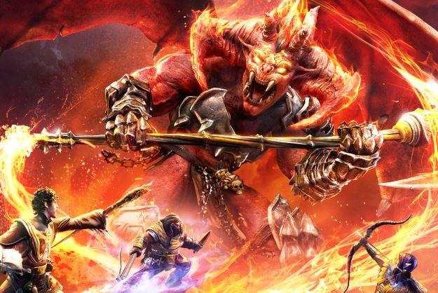 Sword Coast Legends /materiały prasowe
