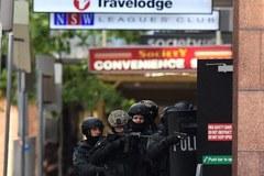 Sydney: Terrorysta przetrzymuje w kawiarnii zakładników