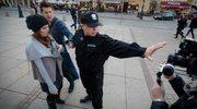 Sykut i Rock mieli problem z policją