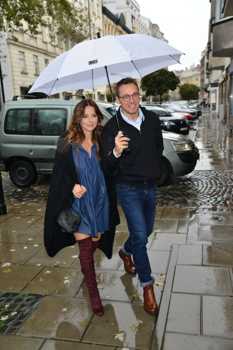 Sykut z mężem /East News
