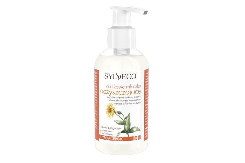 Sylveco: Arnikowe mleczko oczyszczające /materiały prasowe