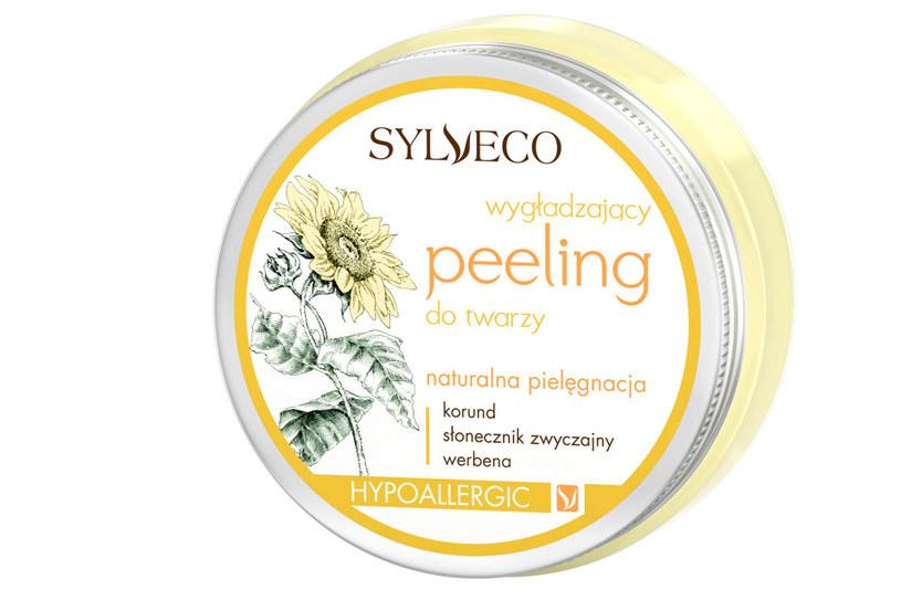 Sylveco: Wygładzający peeling do twarzy /materiały prasowe