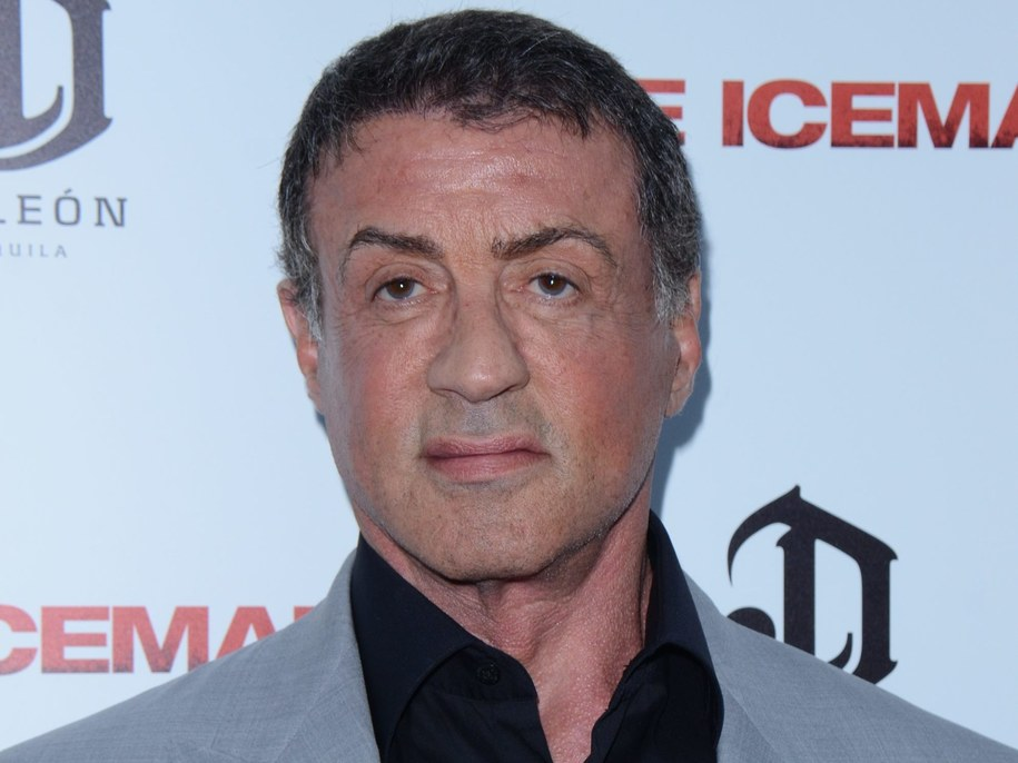 Sylvester Stallone /PAP/AdMedia    /