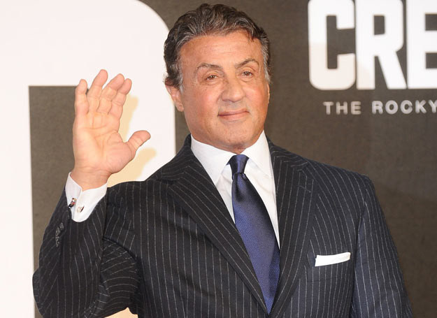 Sylvester Stallone /Paul Treadway /East News