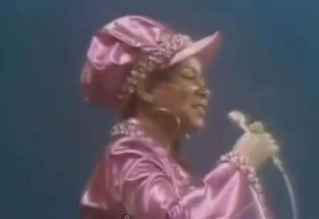 Sylvia Robinson miała niebagatelny wpływ na rozwój sceny hiphopowej /