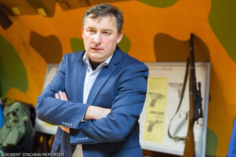 Sylwester Chruszcz /ROBERT STACHNIK/REPORTER /East News