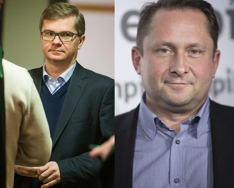 Sylwester Latkowski, Kamil Durczok /Piotr Grzybowski, Leszek Kotarba /East News
