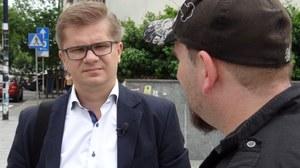 Sylwester Latkowski w szczerej rozmowie z Liroyem /fot  /materiały prasowe