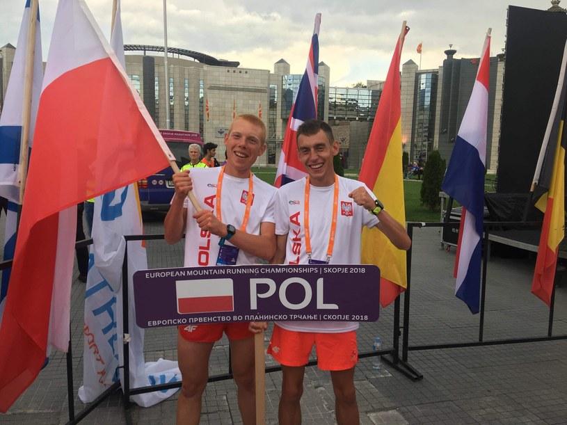 Sylwester Lepiarz (z prawej) i Piotr Jaśtal /