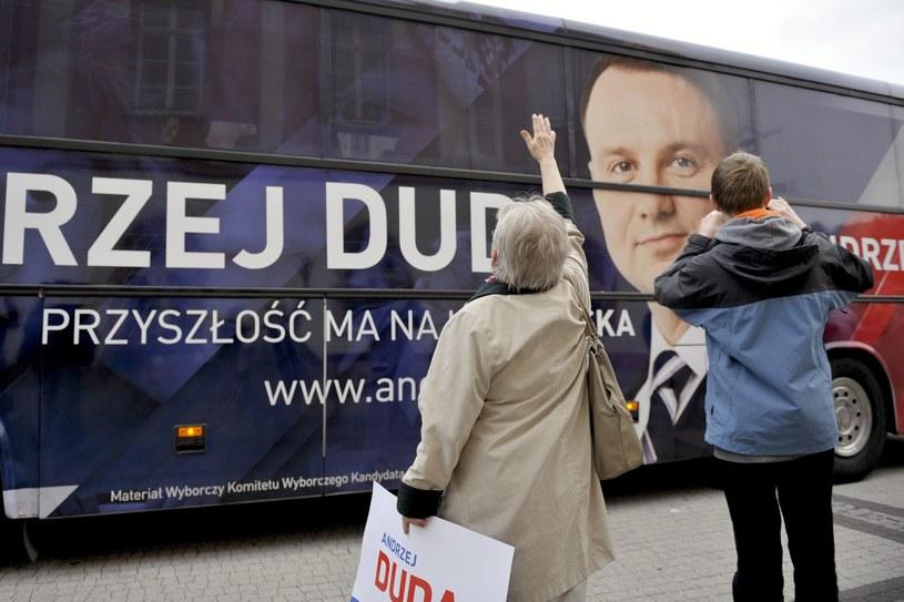 Sylwester Tułajew był w sztabie wyborczym Andrzeja Dudy w 2015 roku /Łukasz Kalinowski /East News