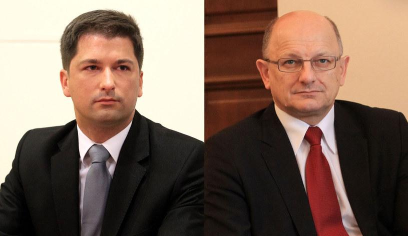 Sylwester Tułajew i Krzysztof Żuk /WITEK SROGA /East News