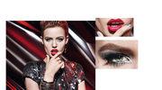 Sylwesterowo - karnawałowy makijaż Rimmel