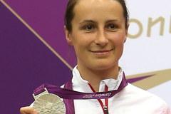 Sylwia Bogacka - pierwsza polska medalistka w Londynie
