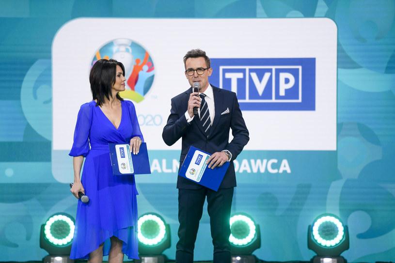 Sylwia Dekiert, Maciej Kurzajewski /Piętka Mieszko /AKPA