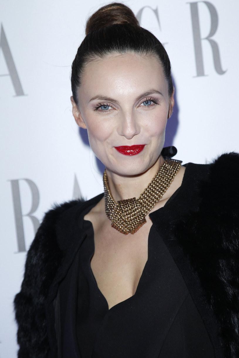 Sylwia Gliwa, 2012 rok / Engelbrecht /AKPA