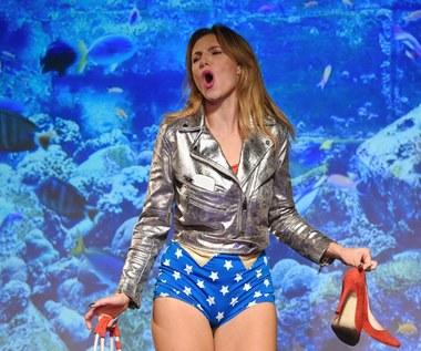 Sylwia Gliwa: Dobrze się czuję pokazując ciało na scenie