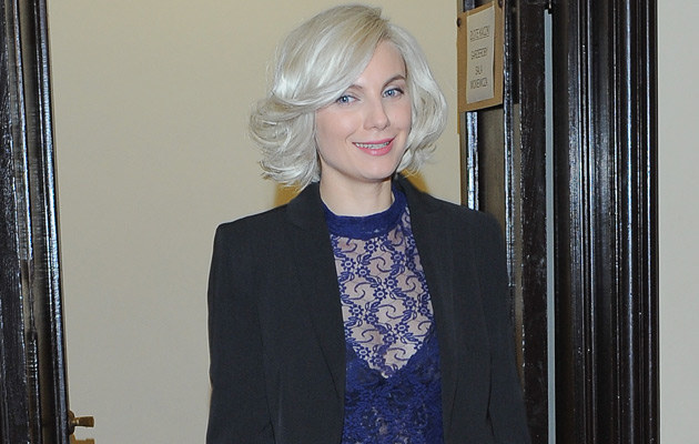 Sylwia Gliwa, fot. Jarosław Antoniak  /MWMedia