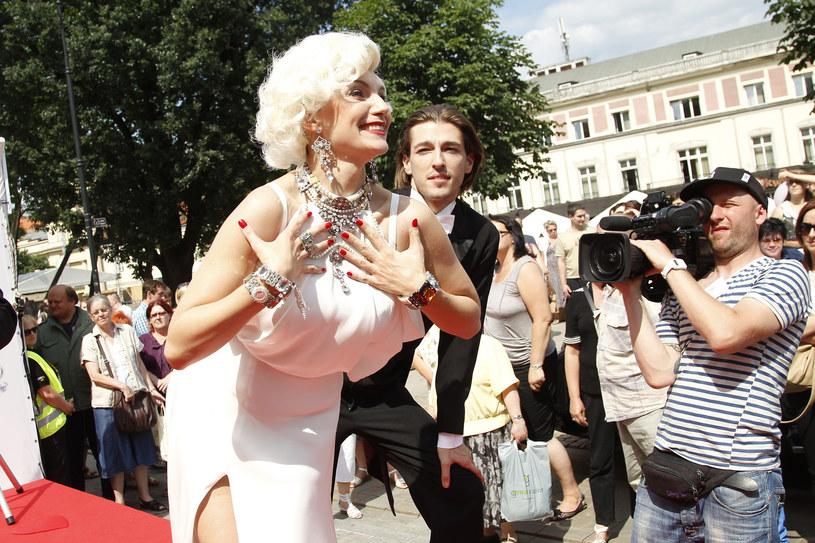 """Sylwia Gliwa jako """"kobieta z innej epoki"""" /AKPA"""