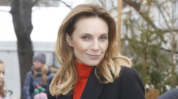 Sylwia Gliwa od początku serialu kreuje postać Moniki Zięby. Stara się, by jej bohaterka była wyrazista i kolorowa /Baranowski /AKPA