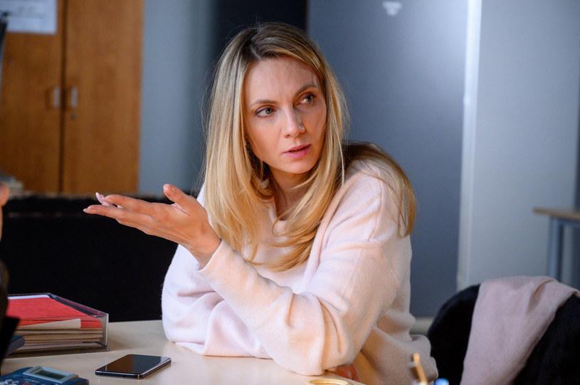 """Sylwia Gliwa w """"Na Wspólnej"""" /Agencja W. Impact"""