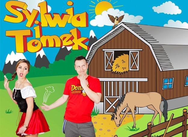 Sylwia i Tomek prezentują debiutancki teledysk /