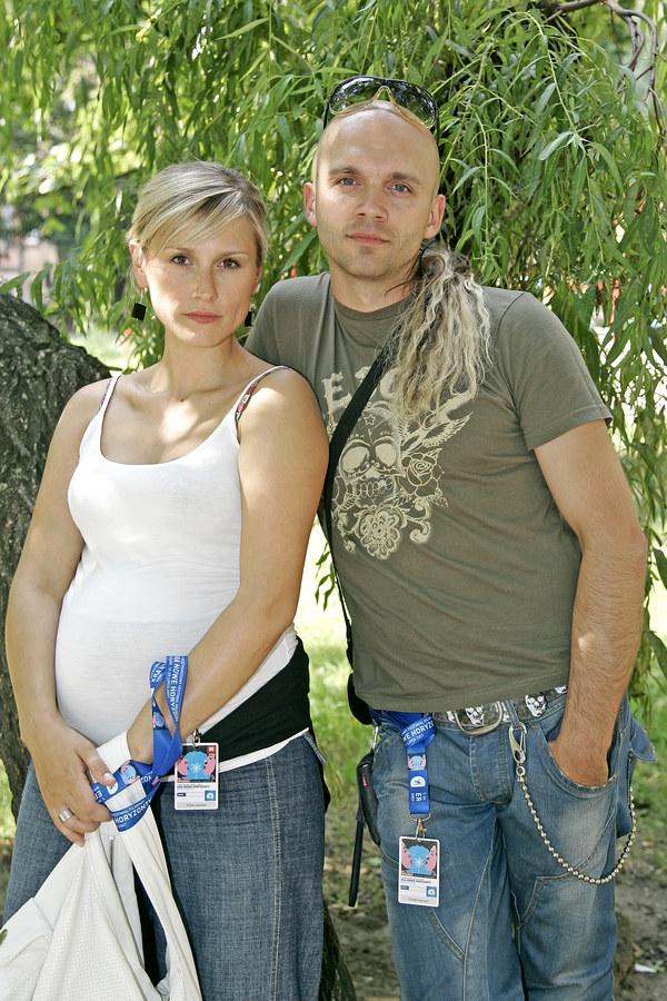 Sylwia Juszczak i Tomasz Pągowski /Grabczewski /AKPA