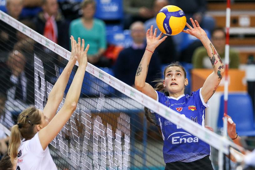 Sylwia Kucharska /Maciej Goclon /Newspix