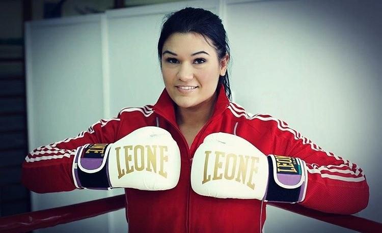 Sylwia Kusiak zdobyła kolejny medal w boksie /fot. Instagram Sylwii Kusiak /