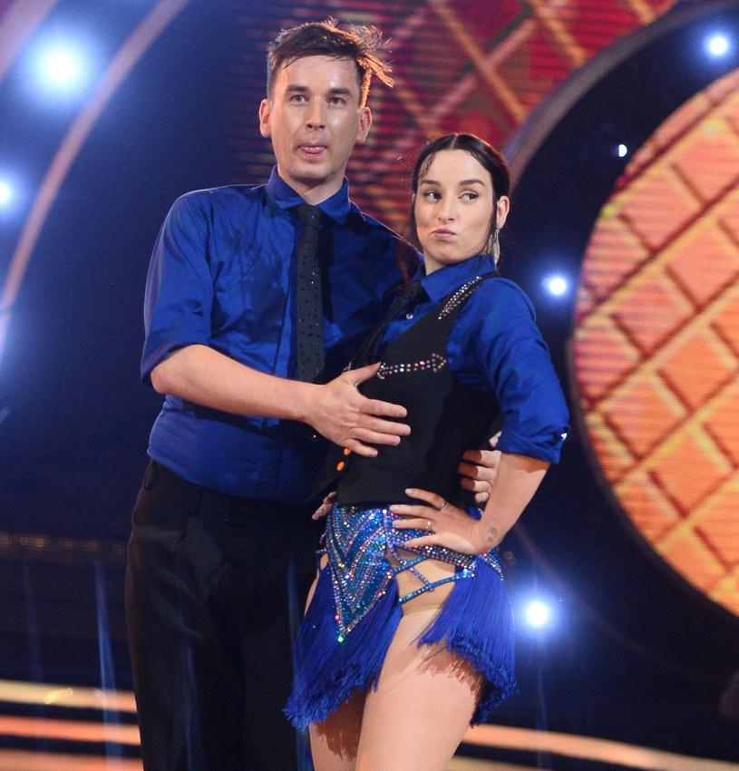 Sylwia Lipka z bratem Danielem /Jaroslaw Antoniak /MWMedia