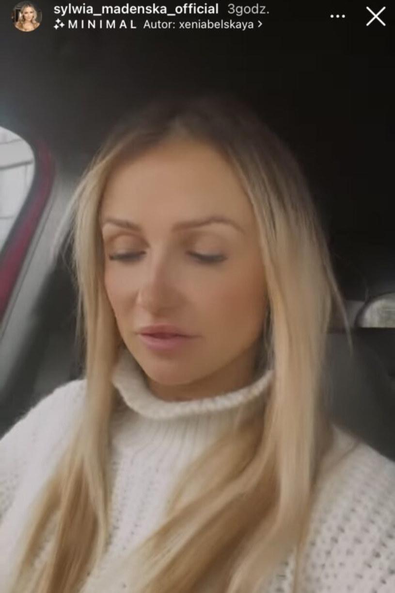 Sylwia Madeńska, fot. https://www.instagram.com/sylwia_madenska_official/ /Instagram