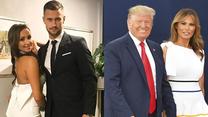 Sylwia Madeńska jest doręczona jak Melania Trump?