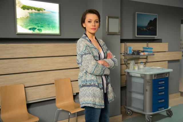 Sylwia Mróz (Magdalena Turczeniewicz) /Agencja W. Impact