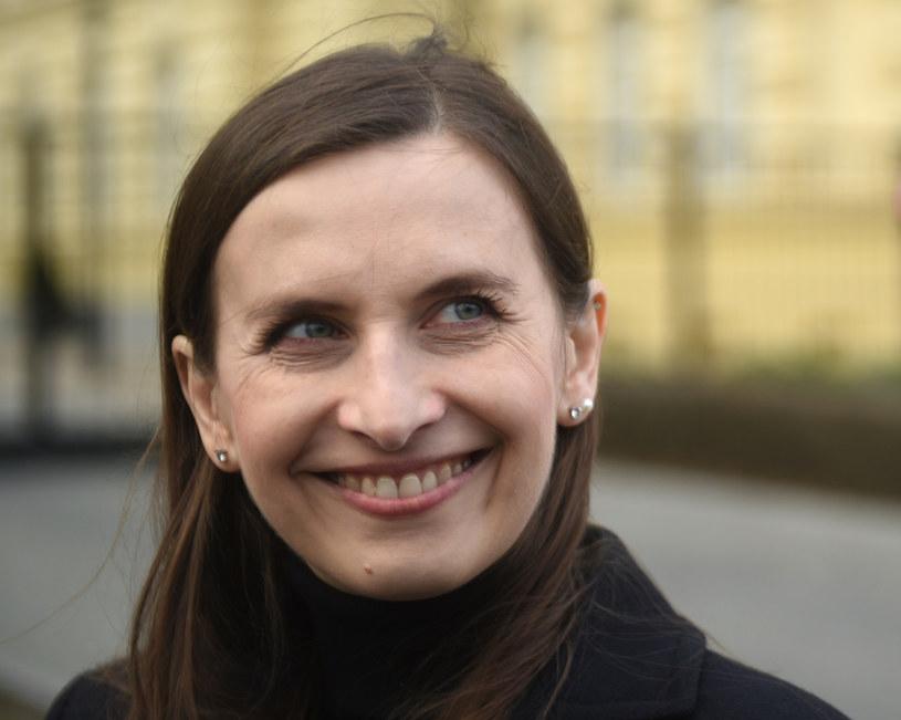 Sylwia Spurek /Adam Chelstowski /Agencja FORUM