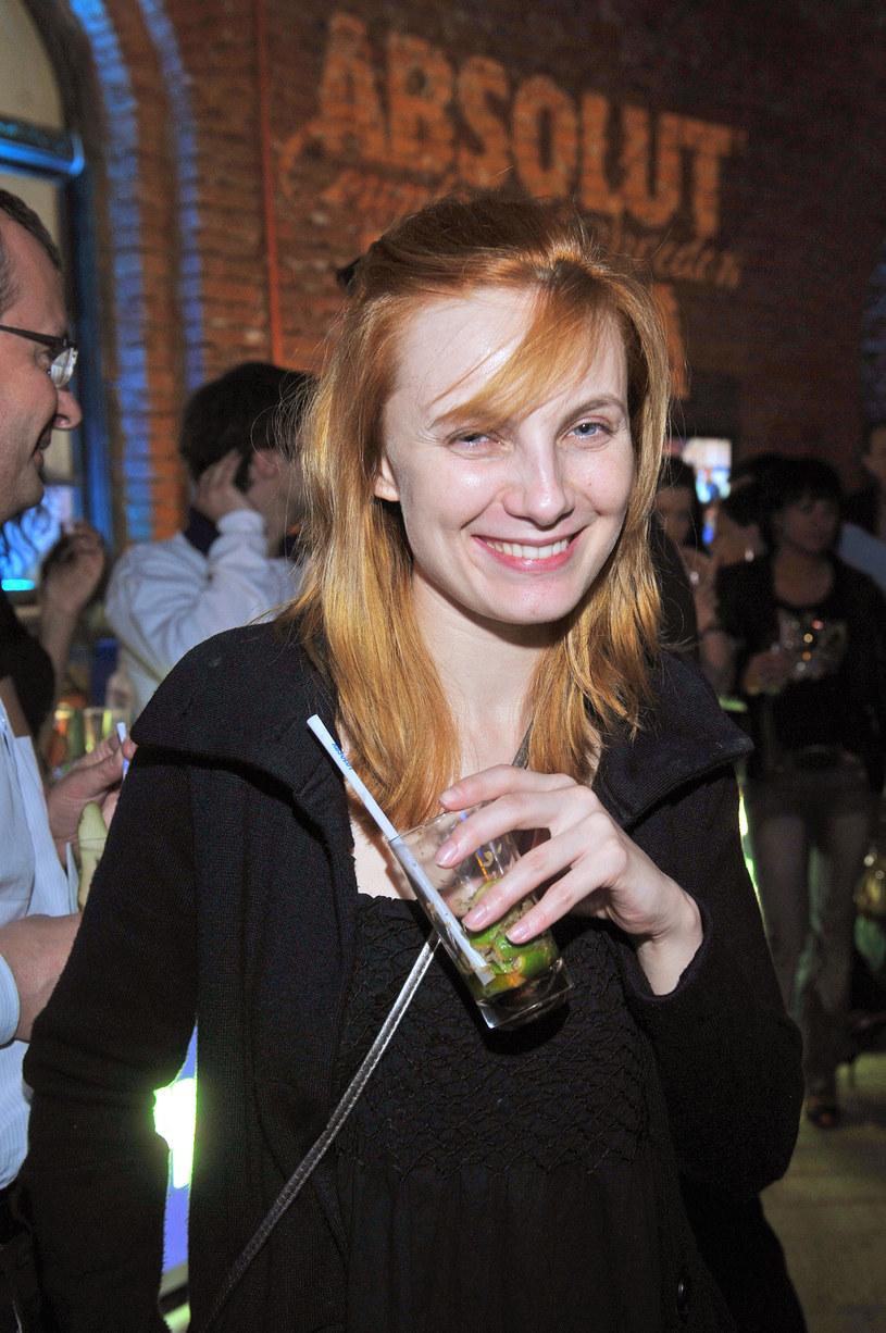 Sylwia w 2008 roku /Kurnikowski /AKPA