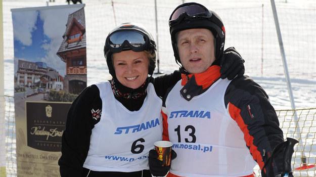 Sylwia Wysocka i Robert Moskwa /Agencja W. Impact