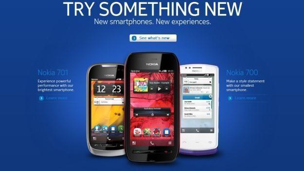 Symbian będzie wspierany do 2015 roku.   Fot. Nokia /materiały prasowe