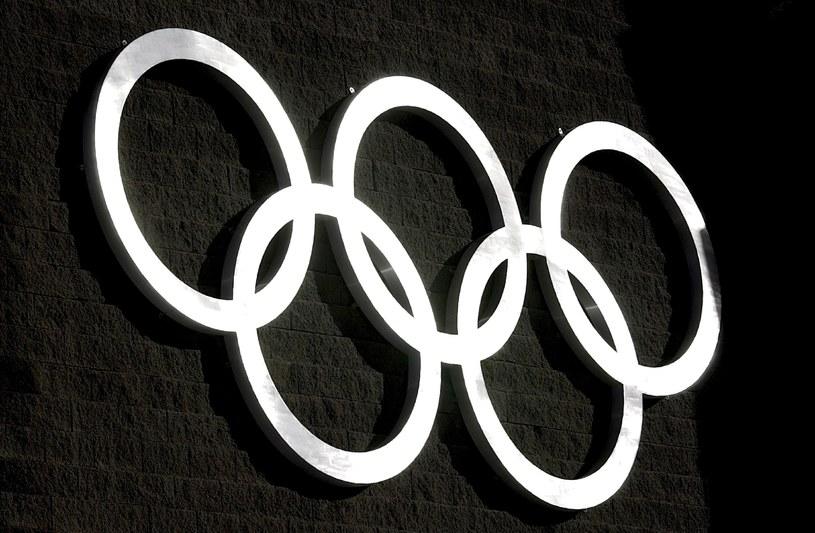 Symbol igrzysk olimpijskich /Getty Images