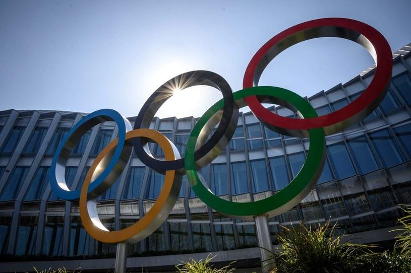 Symbol igrzysk olimpijskich /AFP