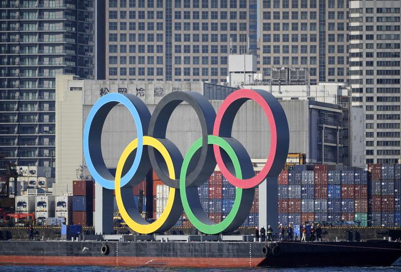 Symbol olimpijski /PAP/EPA