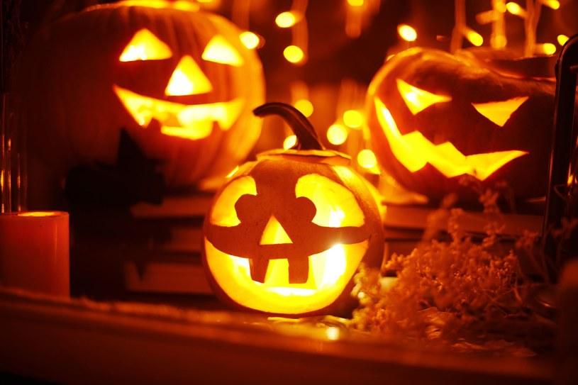 Symbolem kojarzonym z Halloween jest dynia /123RF/PICSEL