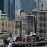 """Symboliczny moment w Nowym Jorku. """"Setki mieszkańców biło brawa"""""""