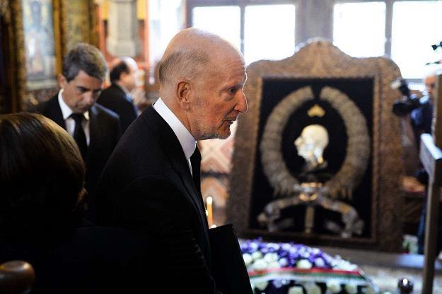 Symeon Sakskoburggotski, b. car Bułgarii /AFP