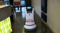 Sympatyczny robot – hotelowa obsługa przyszłości