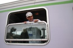 Sympatyków PO wiezie na zjazd rekordowo długi pociąg