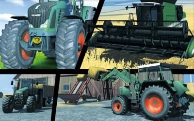 Symulator Farmy 2009 - fragment okładki z gry /Informacja prasowa