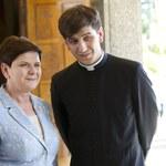 Syn Beaty Szydło zabrał głos! Ks. Tymoteusz Szydło prosi papieża o przeniesienie do stanu świeckiego!