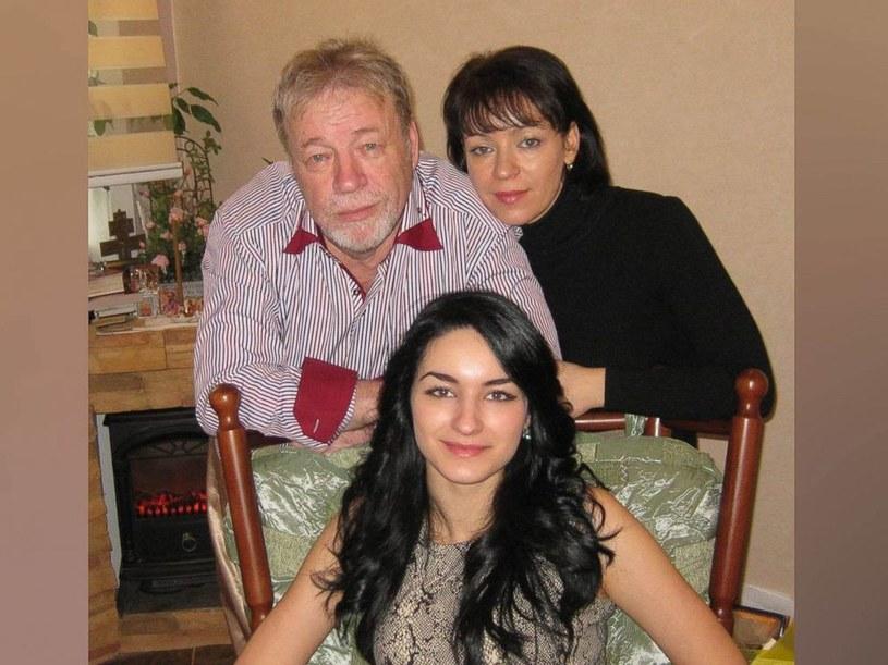 Syn Chaima z rodziną /ABC NEWS /INTERIA.PL