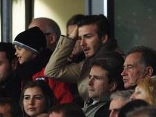 Syn Davida Beckhama kibicuje... Arsenalowi