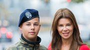 Syn Edyty Górniak chce zostać zawodowym żołnierzem