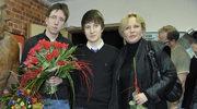 Syn Krystyny Jandy: Mam bogatą matkę, mogę...